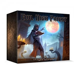 Evil High Priest Board Game