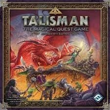 Dice Temple: Talisman Review - You Got The Dice Kid?