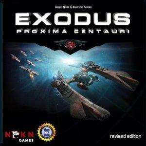 Exodus Proxima Centauri - Board Game Review