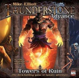 Barnestorming #92- Thunderstone Advance in Review, Rune Raiders, Rango