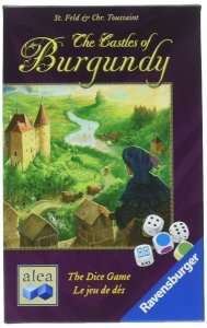 Castles of Burgundy: The Dice Game Review
