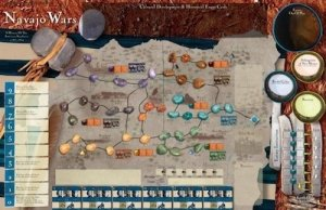 Barnestorming- Navajo Wars in Review, Epic Duels, Talisman, Sacred Bones Records