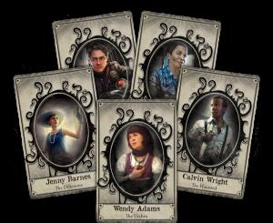 Arkham Horror 3rd Edition Investigators