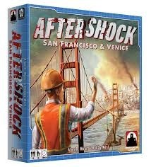 Aftershock San Francisco & Venice by Alan Moon