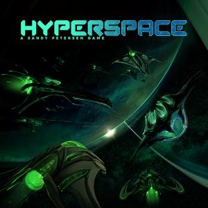 Hyperspace Board Game by Sandy Petersen