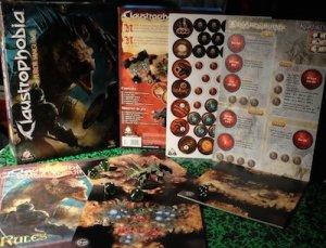 Barnestorming- Claustrophobia/Furor Sanguinis in Review, Smash, Riddick, Jem and the Holograms