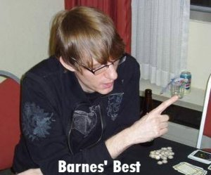 Barnestorming- Barnes' Best 2013, Just Dance, Dark Shadows, Blood Orange