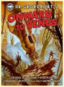 Barnestorming- Onward to Venus in Review, Homeland, Gameboy Advance, Edge of Tomorrow
