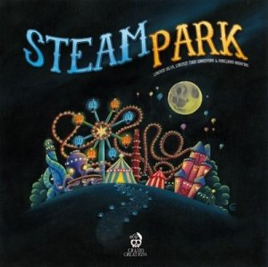 Roller Coaster Robots - Steam Park Review