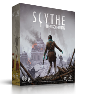Scythe: Rise of Fenris Expansion Review