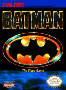 Retro Game Review:  Batman on NES