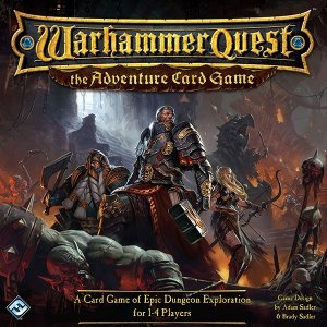 TRASH, CULTURE & VIOLENCE - Warhammer Quest: The Adventure Card Game