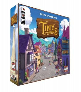 Tiny Towns Board Game Announced