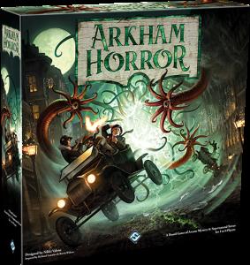 arkham horror 3rd edition announced