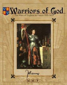 WARRIORS OF GOD war-game