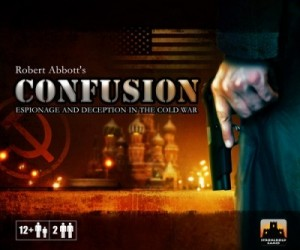 What if chess was played with unknown pieces? - Confusion: Espionage and Deception in the Cold War