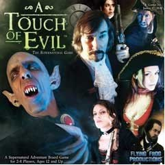 A Touch of Evil Board Game Review