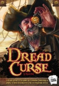 Dread Curse - Board Game Review