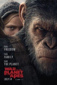 War for the Planet of the Apes - Barney's Incorrect Five Second Reviews