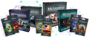 Android Netrunner Card Game