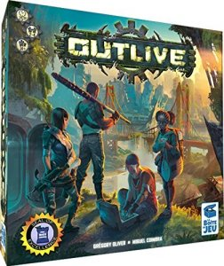 Outlive Board Game