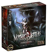 Mythic Battles: Heroes' Bloody Dawn Expansion 1