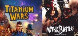 Barnestorming- Titanium Wars/Mythic Battles in Review, Disney World, Antiviral