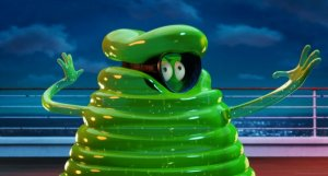 Hotel Transylvania 3: Summer Vacation - Barney's Incorrect Five Second Reviews