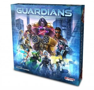 Guardians card game