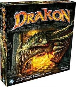 Fantasy Flight Games Announces New Edition of  Drakon