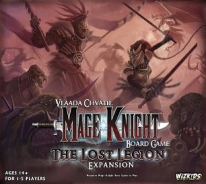 Good News For Lonely Mages - Mage Knight: The Lost Legions Review