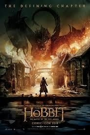 THE HOBBIT: THE BATTLE OF THE FIVE ARMIES - Barney's Incorrect Five Second Reviews
