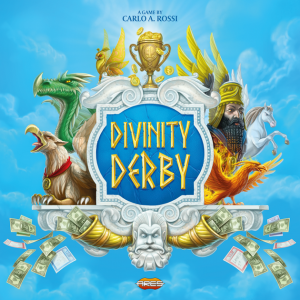 Divinity Derby Board Game Review