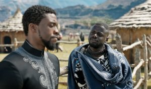 Black Panther - Barney's Incorrect Five Second Reviews