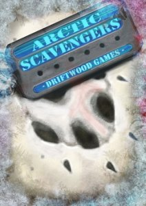 ARCTIC SCAVENGERS card game