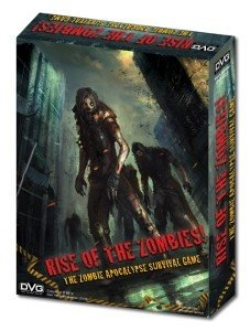 Board Game Review - Rise of the Zombies