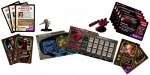Cracked LCD- Firefly: Pirates and Bounty Hunters in Review, ERP, Going back Chrome