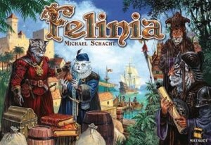 Felinia - Boardgame Review