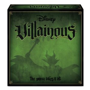 Disney villainous review