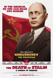 The Death of Stalin - Barney's Incorrect Five Second Reviews