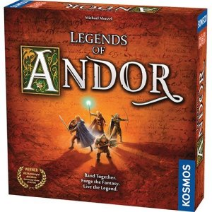 Barnes on Games- Legends of Andor/WHQACG in Review, New Imperial Assault Stuff, Armada
