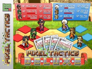 Barnes on Games- Pixel Tactics in Review, Armada AAR, Archipelago, Chateau Roquefort
