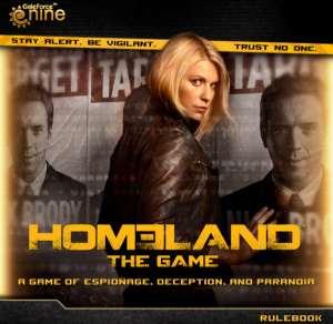 Barnestorming- Homeland in Review, Mega Man 3, Auro, The Oscars