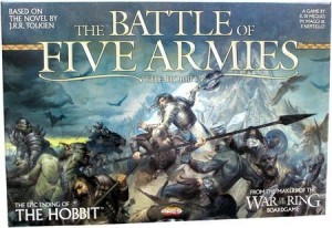 The Battle of Five Armies Board Game