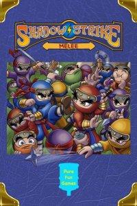 Shadow Strike Melee Board Game Review