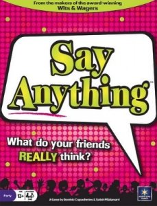 In My Opinion... - Say Anything Review