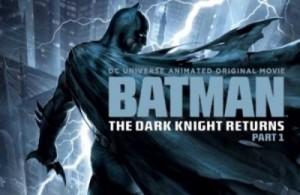 Batman: The Dark Knight Returns Parts 1 & 2 -  Five Second Review