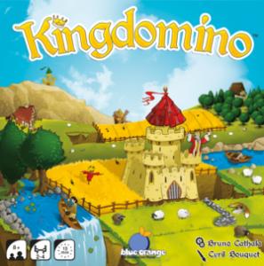 Kingdomino vs Queendomino