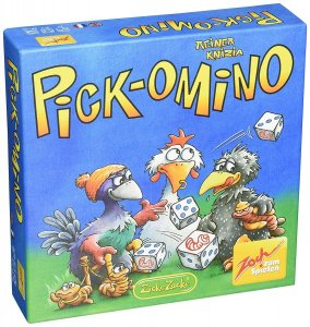 Pick-Omino Discussion