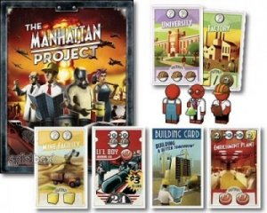 Barnestorming #235- Manhattan Project in Review, , Technopriests, He-Man